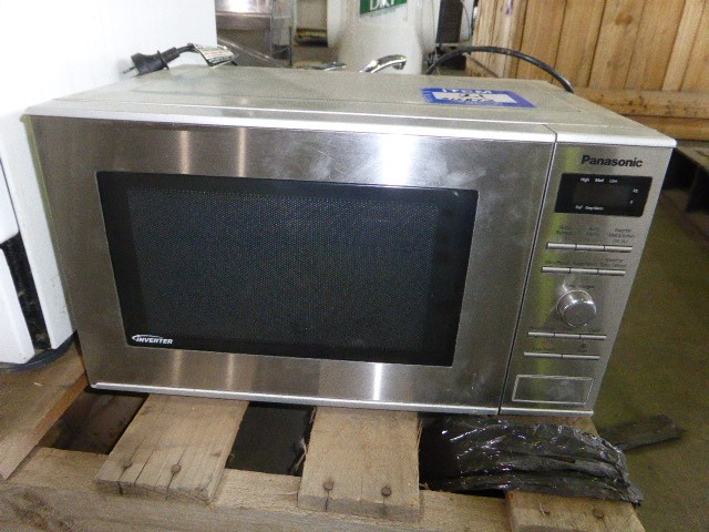 Panasonic Microwave Oven (Pooraka, SA)