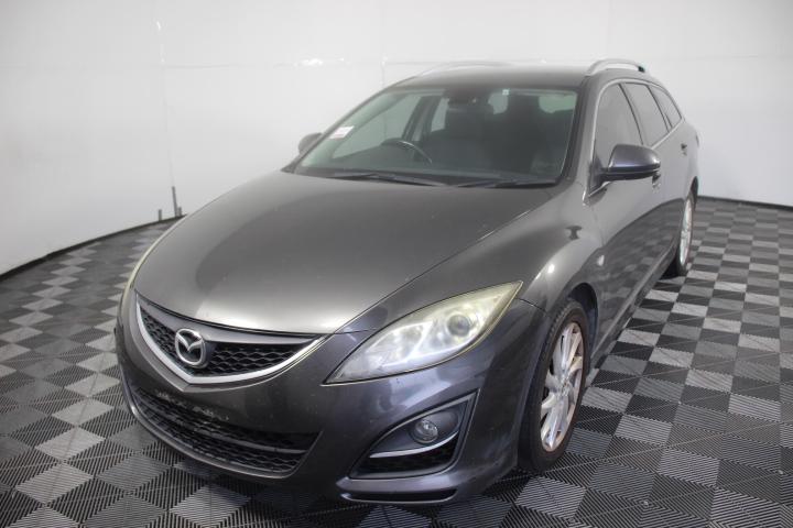 2010 Mazda 6 Sportswagon 2.2 Turbo Diesel ( Service History )