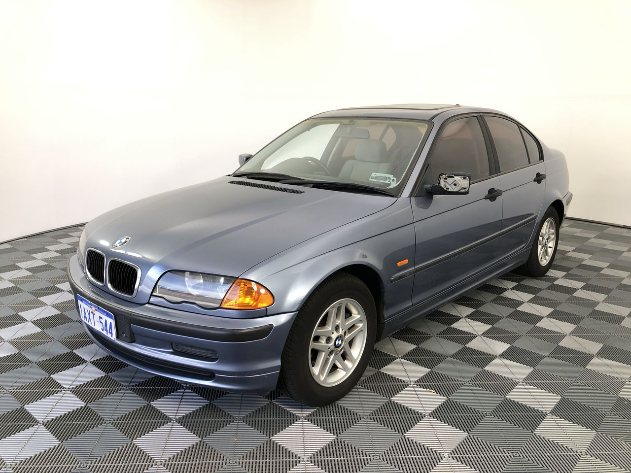 2001 BMW 318i E46 Automatic Sedan