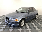 Unreserved 2001 BMW 318i E46 Automatic Sedan