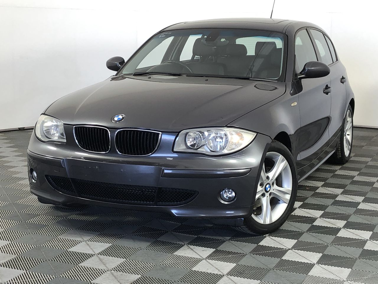 2006 BMW 1 20d E87 Turbo Diesel Automatic Hatchback