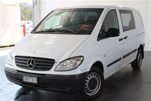 2010 Mercedes Benz Vito 111 CDI COMPACT