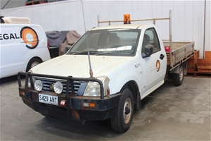 2004 Holden Rodeo 4x2 Utility