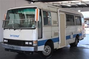 1984 Nissan Civilian Bus Manual Bus