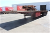 1995 Freighter 45' Triaxle Flat Top Trailer