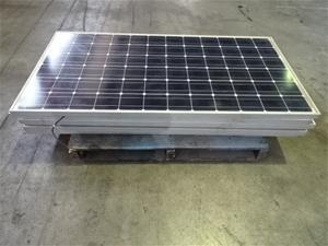 Qty 7 x Tianneng TN-72-5M190 Solar Panel