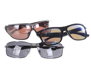 3 x Assorted Men`s Polarized Sunglasses,