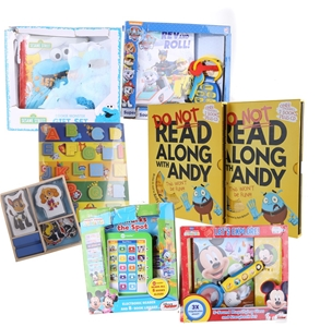 8 x Assorted Kid`s Playset & Storybooks,
