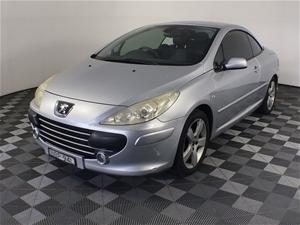 2006 Peugeot 307 CC Dynamic Automatic Co