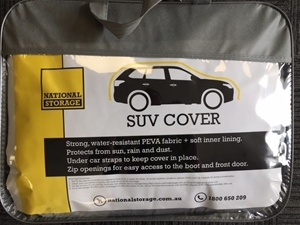 SUV Vehicle Cover - Pick up from Phillip