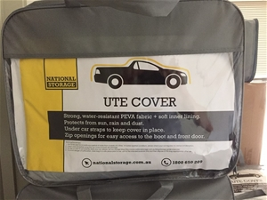 Utility Vehicle Cover- Pick up from Edmo