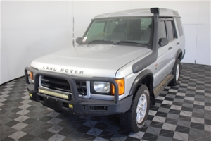 2002 Land Rover Discovery Td5 (4x4) Turb