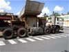 1989 International TK2600 8 x 4 Cab Chassis Truck