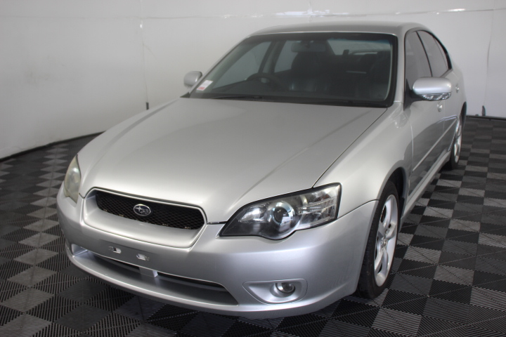2003 Subaru Liberty 2.5i Luxury B4 Automatic Sedan