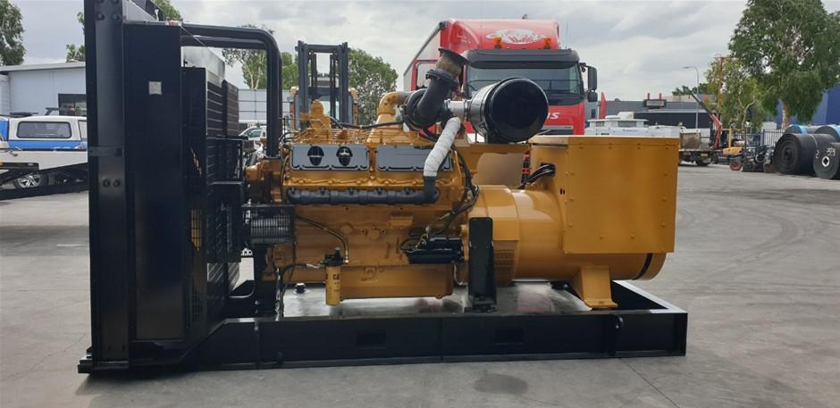 2019 Cat 3412 Generator (Rebuilt)