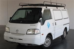 2003 Mazda E1800 (SWB) Manual Van