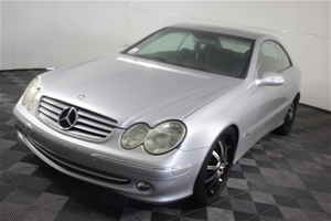 2003 Mercedes Benz CLK320 Avantgarde C20
