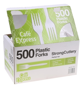 1500 x Assorted Cafe Express Disposable