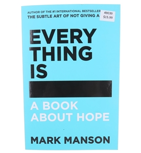 Everything Is F*cked... A Book About Hop