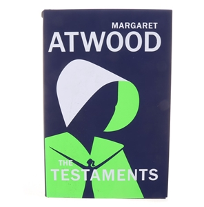 7 x ``The Testaments`` by Margaret Atwoo
