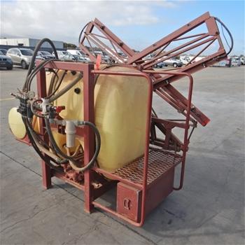 Hardi Tractor Spray Unit