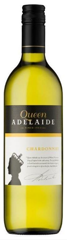 Queen Adelaide Chardonnay 2018 (12 x 750mL) SEA