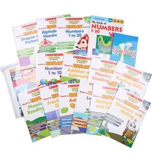 15 x Assorted Kid`s Workbooks Comprising