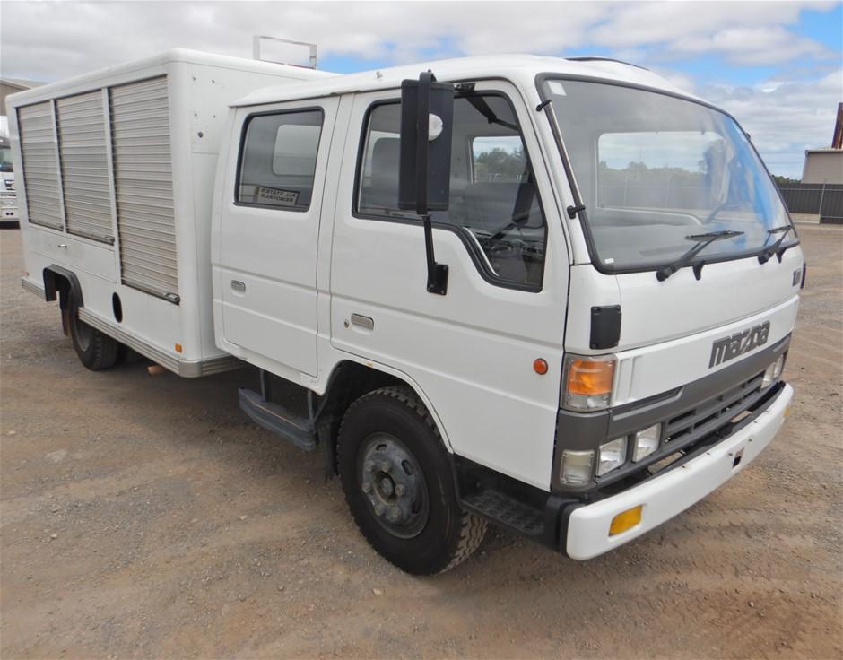 2000 Mazda T4600 4x2 Service Truck (Pooraka, SA)