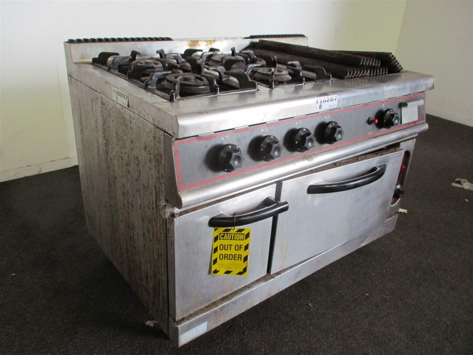 JZH-RJ-4 Cook Top/Oven