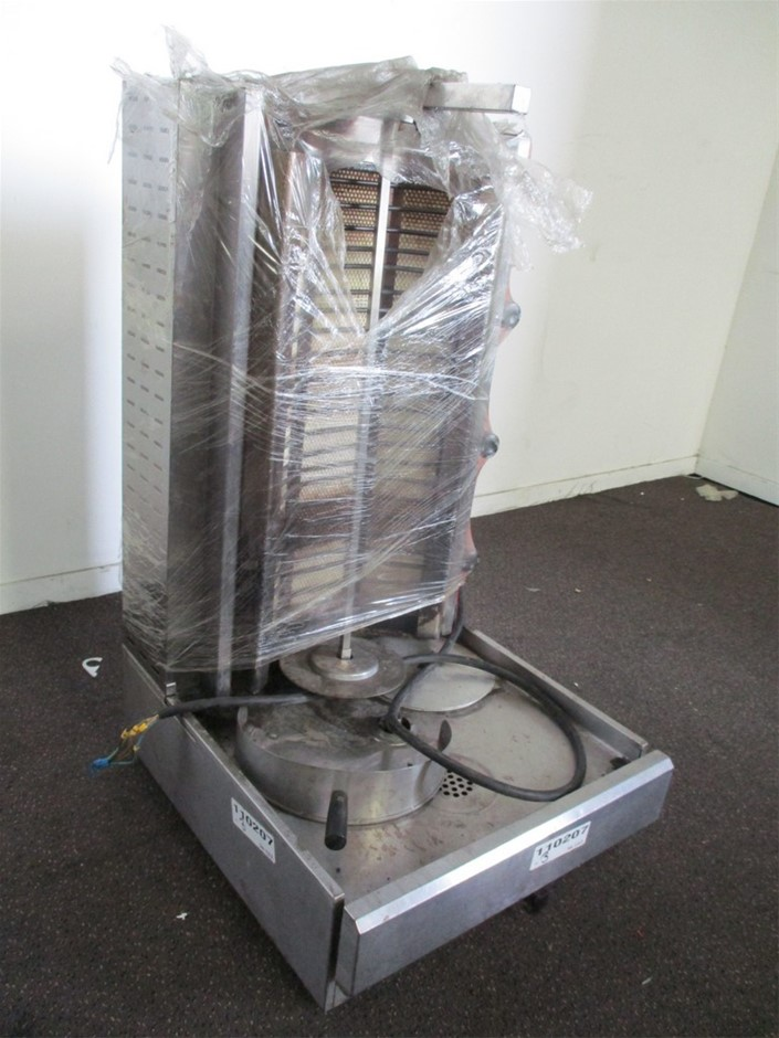 2011 PE-2 Kebab Rotisiory