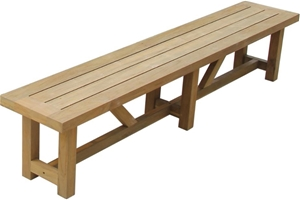 1 x Luxurious TEMBOK Bench Seat 300 by B