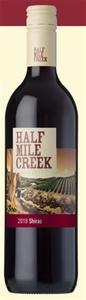 Half Mile Creek Shiraz 2018 (12 x 750mL)