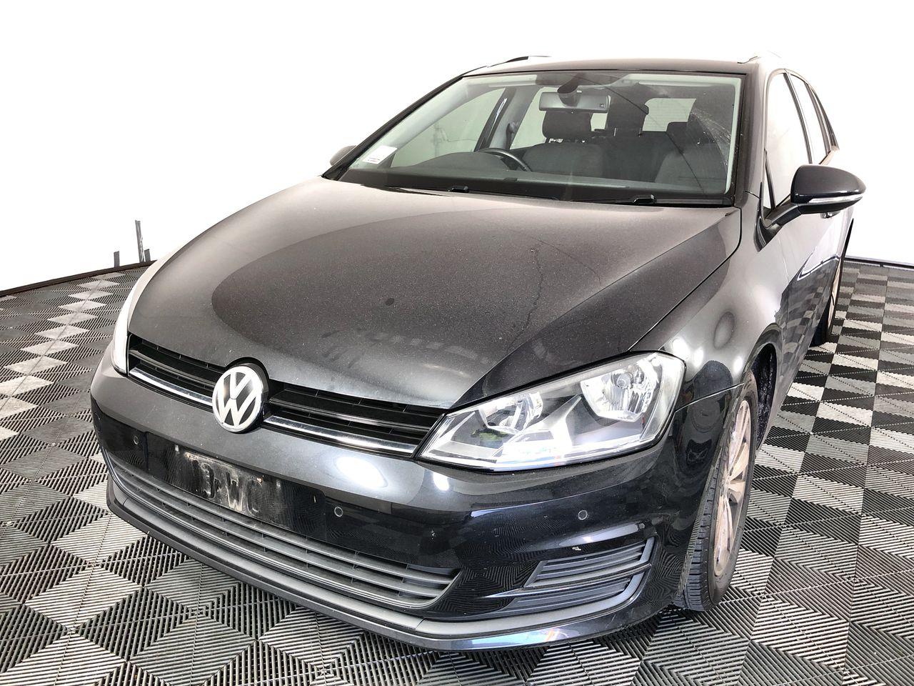2015 Volkswagen Golf 90TSI Comfortline Automatic Wagon 64,803km