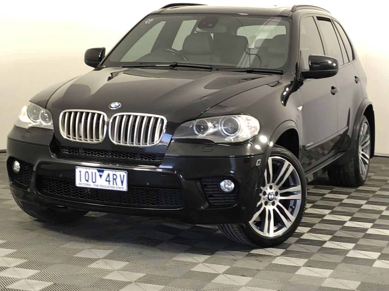 2010 BMW X5 xDrive 50i SPORT E70 LCI Automatic - 8 Speed 7 Seats Wagon