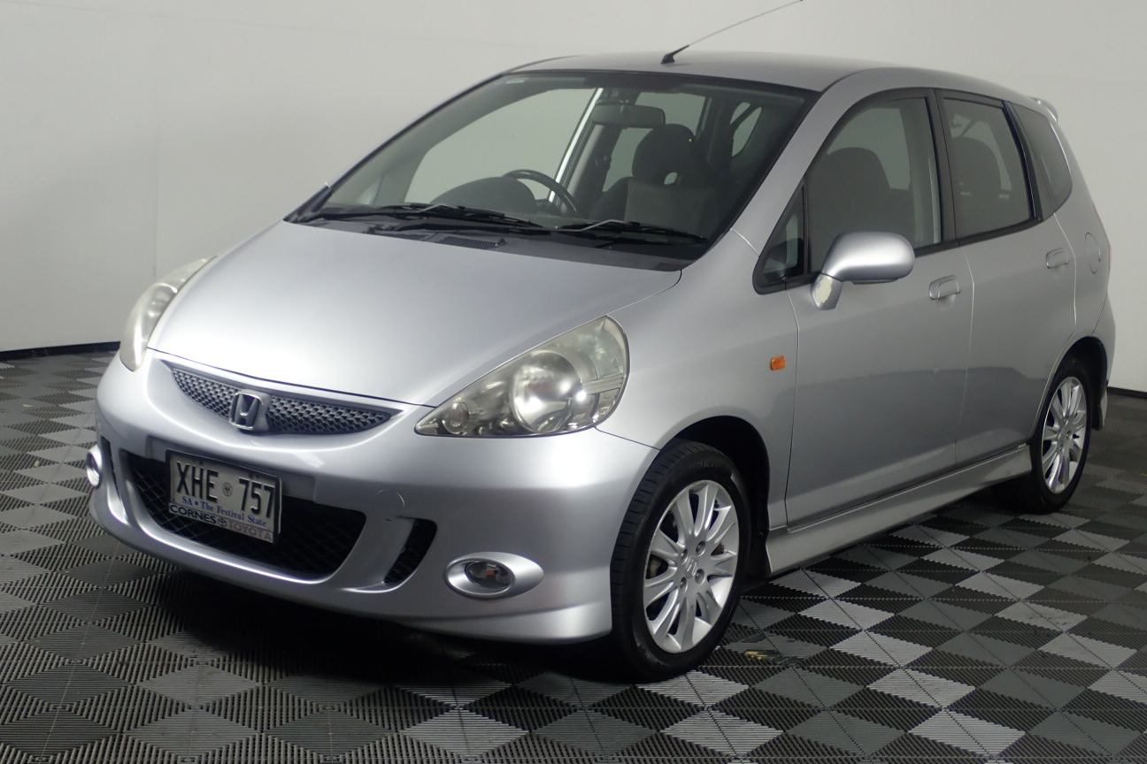 2005 Honda Jazz VTi-S GD CVT Hatchback