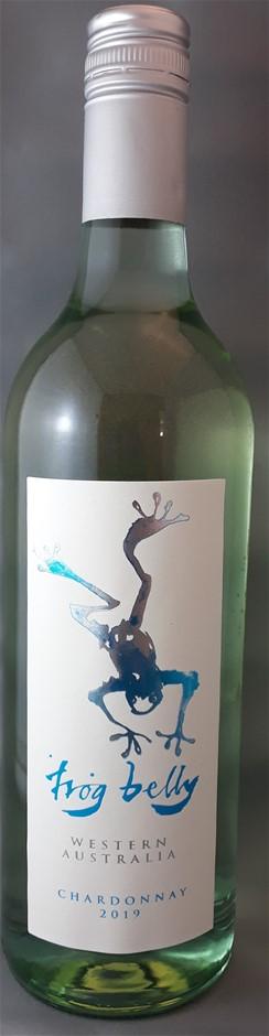 Frog Belly Chardonnay 2019 (12 x 750mL) Great Southern, WA