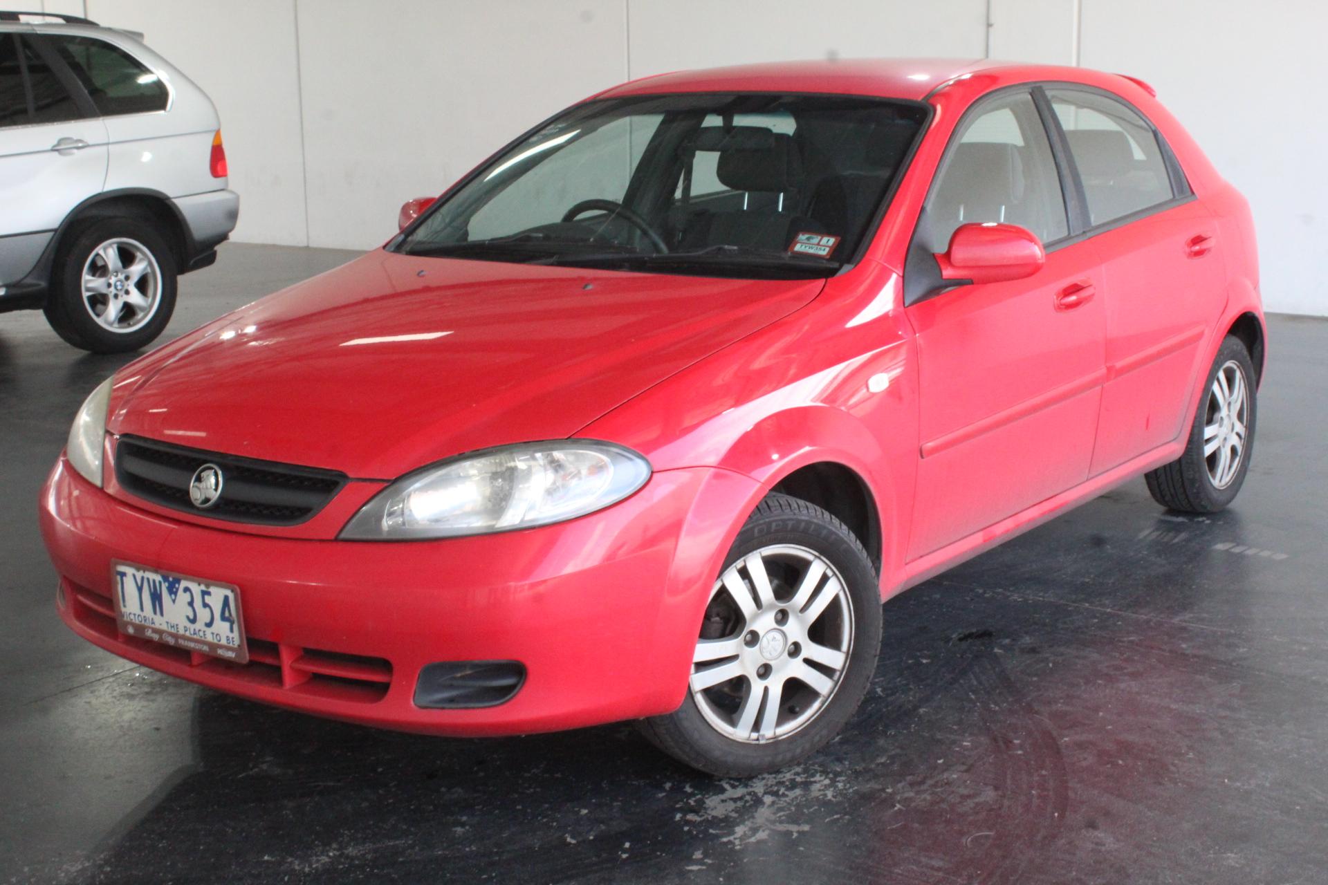 2005 Holden Viva JF Manual Hatchback