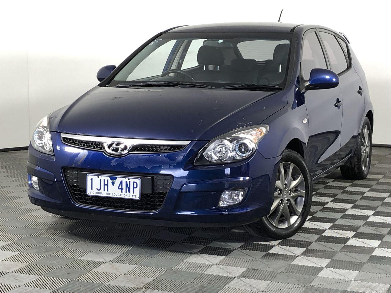 2012 Hyundai i30 SX FD Manual Hatchback