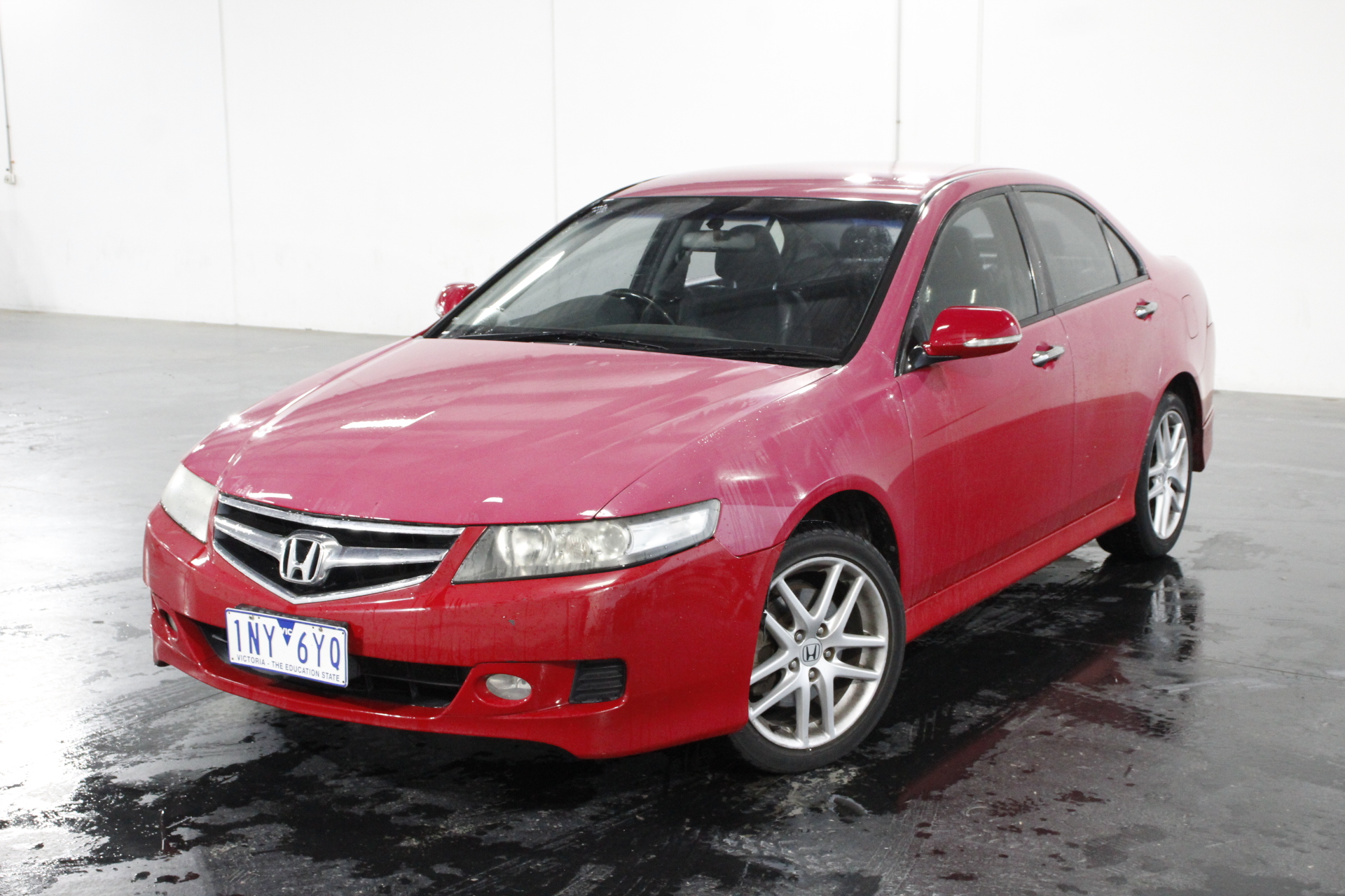 2006 Honda Accord EURO SPORT 7th Gen Automatic Sedan