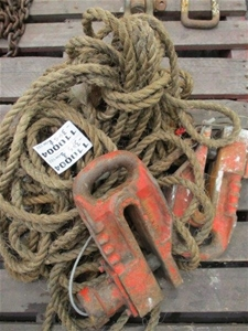 Dawson Group Release Shackles