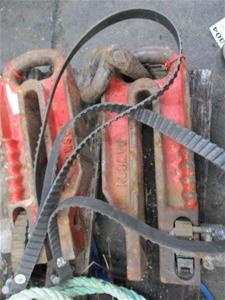 Qty 2 x Dawson Ground Release Shackle