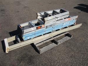 Qty 4 x Step Ladders