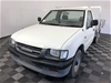 2001 Holden Rodeo DX Cab Chassis, 149,124km