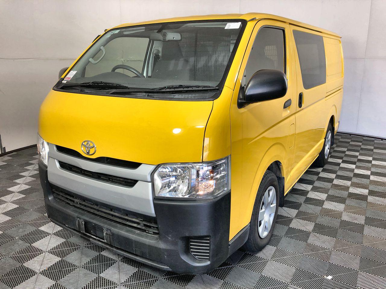 2016 Toyota Hiace LWB Van 3.0 T/Diesl 117,917 km's (service History)