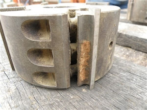 Weinig moulder head, used woodworking machinery parts  Length 60mm, diamete