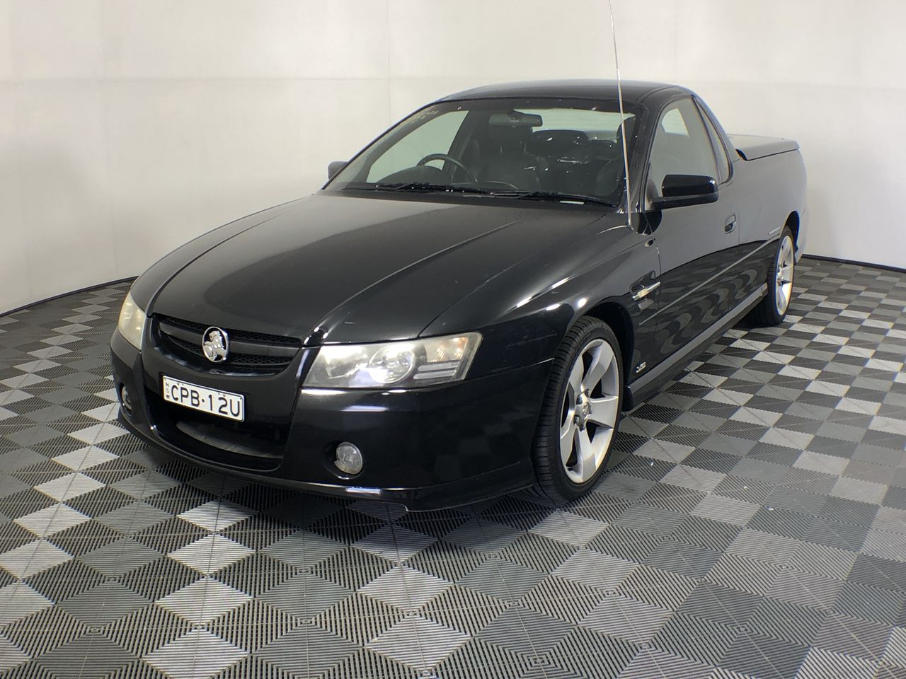 2006 Holden Commodore SS THUNDER VZ Manual Ute