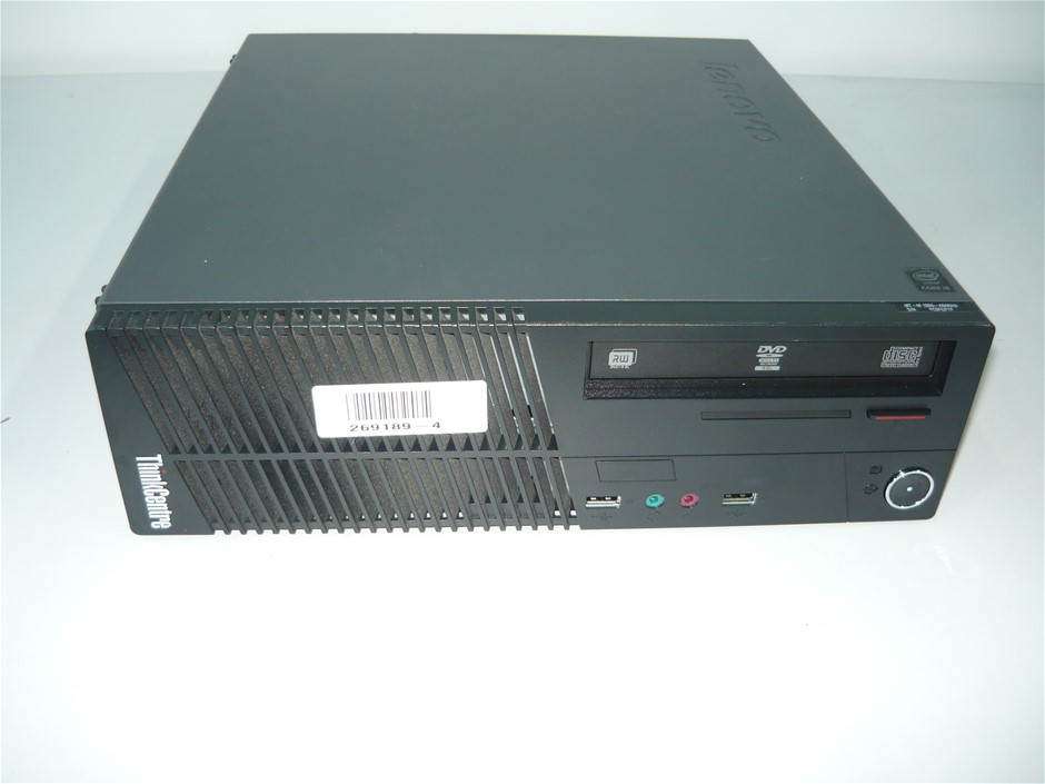 Lenovo 10B6A04NAU Small Form Factor (SFF) Desktop PC