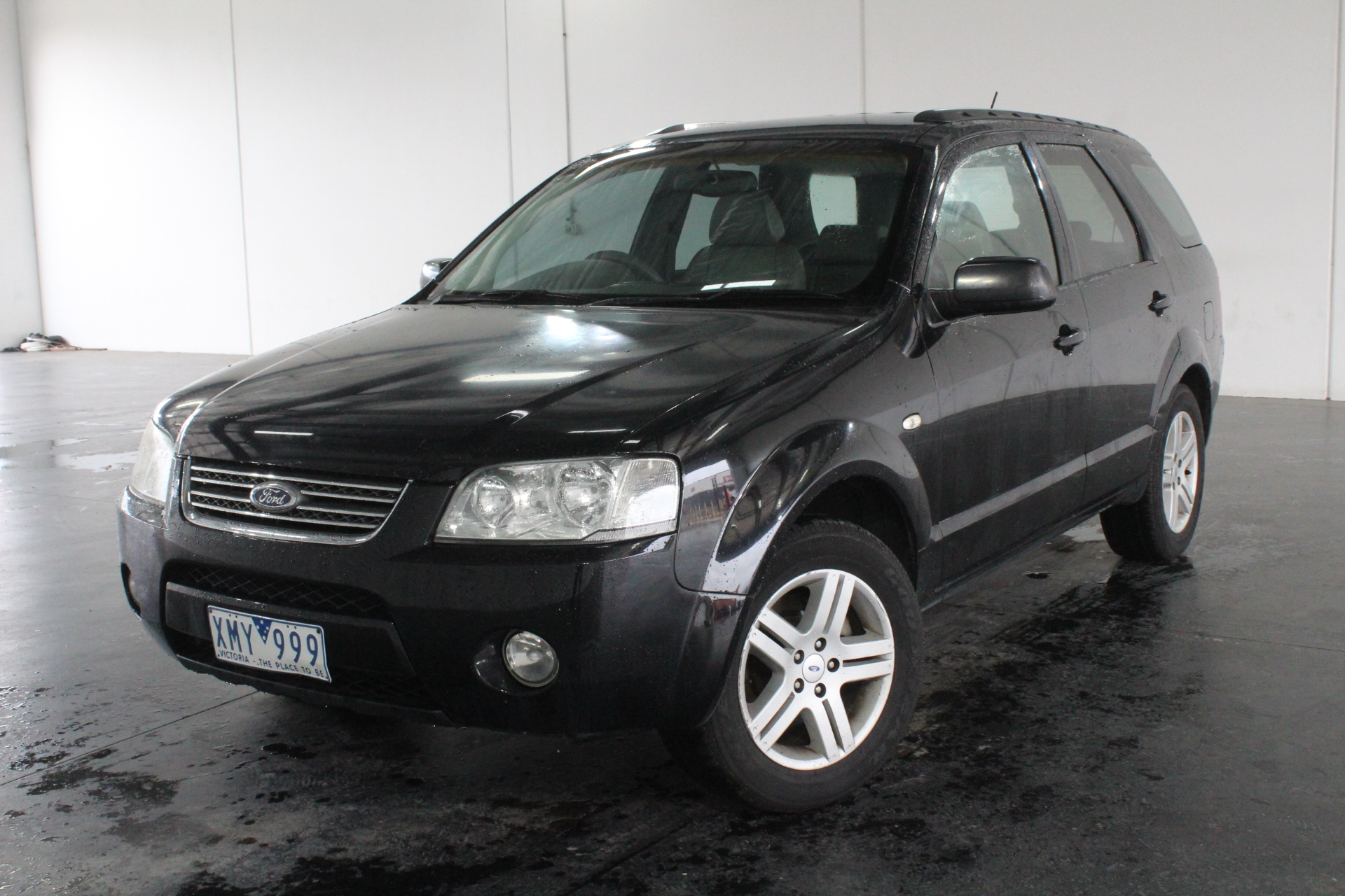 2005 Ford Territory Ghia (RWD) SX Automatic Wagon