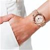 Ladies unworn Michael Kors Couture Blair dual time chronograph watch