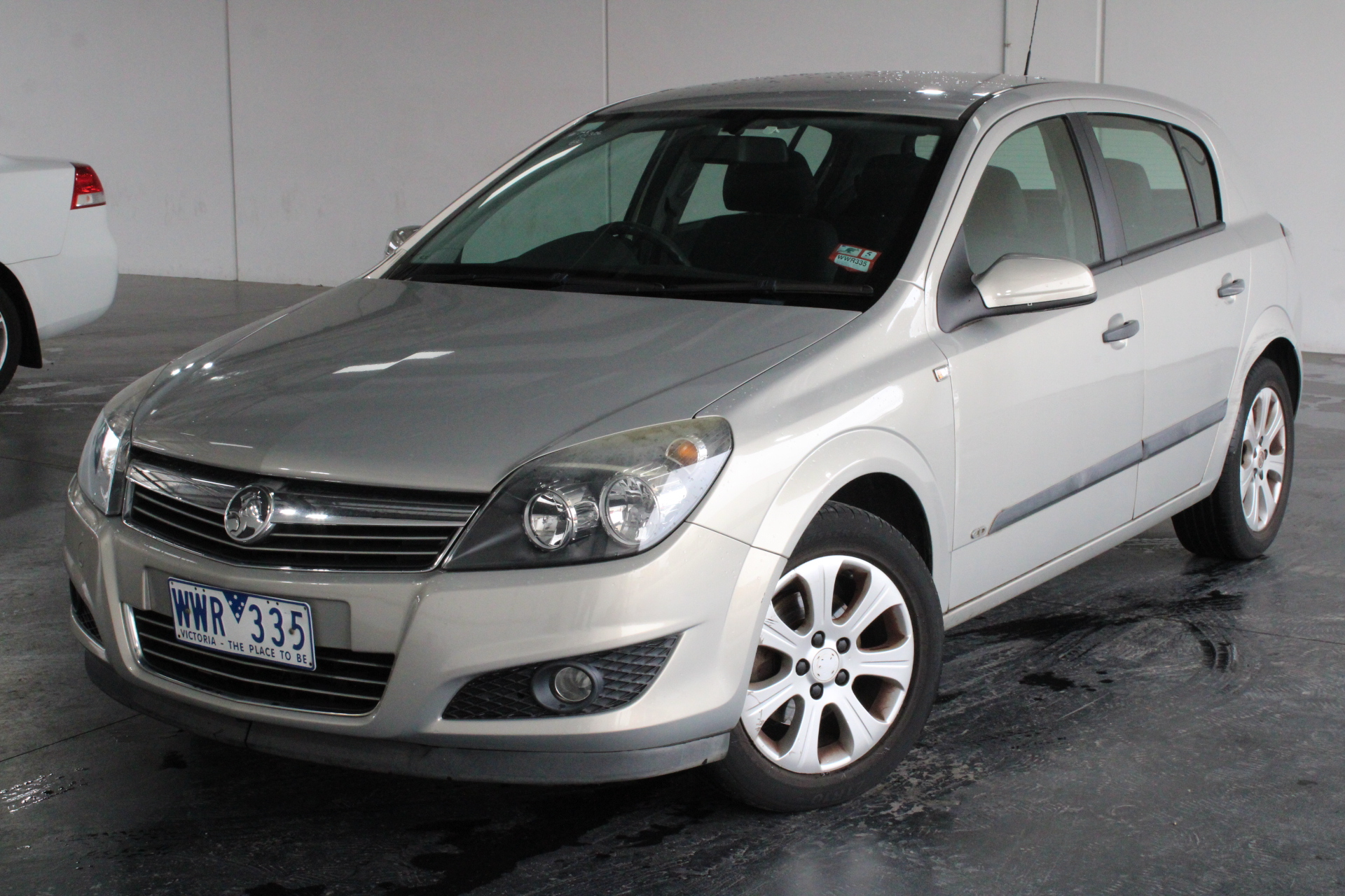 2009 Holden Astra CD AH Automatic Hatchback